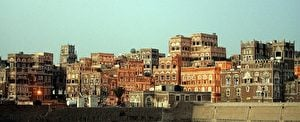 Sanaa ist eine bezaubernde Stadt zwischen orientalischem Märchen und dem 21. Jahrhundert. (