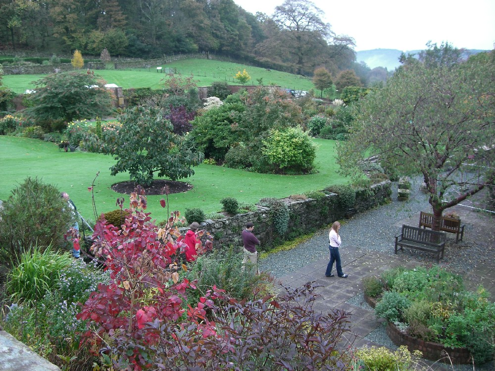 "Beatrix Potter und ihr geliebtes ""Lake District"" in England"