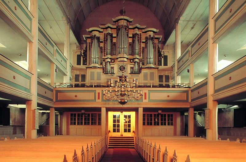 Drei Wochen Bachmusik