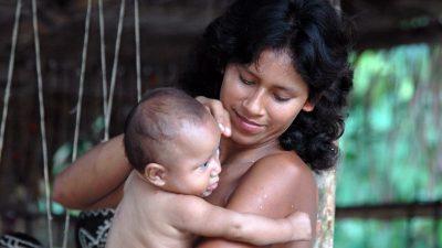 Liebe wie der Amazonas