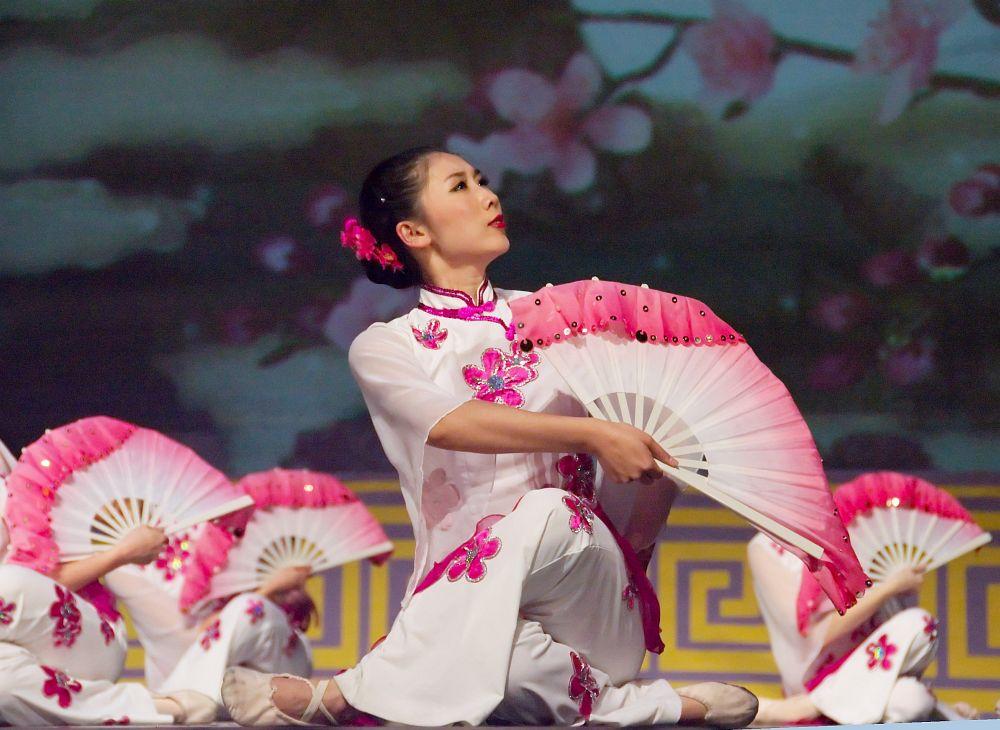 Die Welt des chinesischen klassischen Tanzes