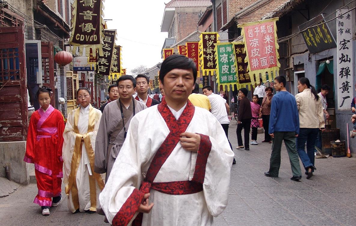 Luoyang – Die Wiege von Chinas Zivilisation