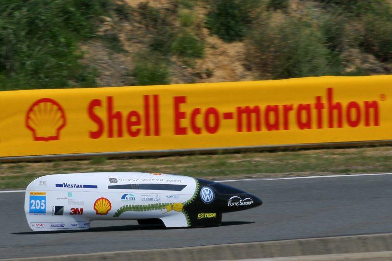 Shell Eco-marathon 2007: Mit einem Liter Treibstoff 2.552 Kilometer