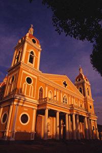Kathedrale in Nicaraguas schönster Stadt Granada. (