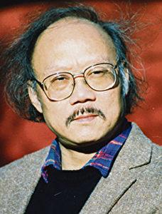"""Zheng Yi, Kommentator in der Sendung """"Das chinesische Ökosystem schlägt Alarm"""" des Radiosenders Free Asia."""