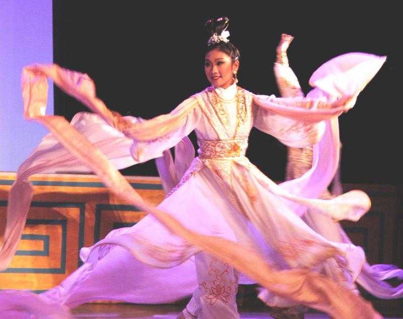 Eine Geschichte aus der chinesischen Mythologie