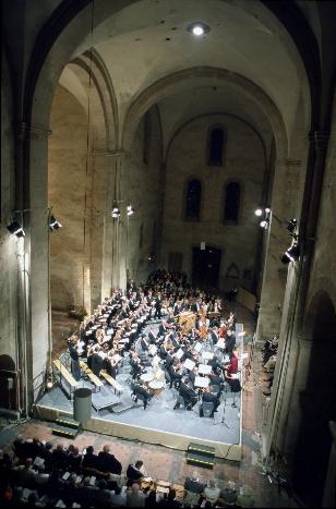 Das Rheingau Musik Festival 2007 ist im Gange