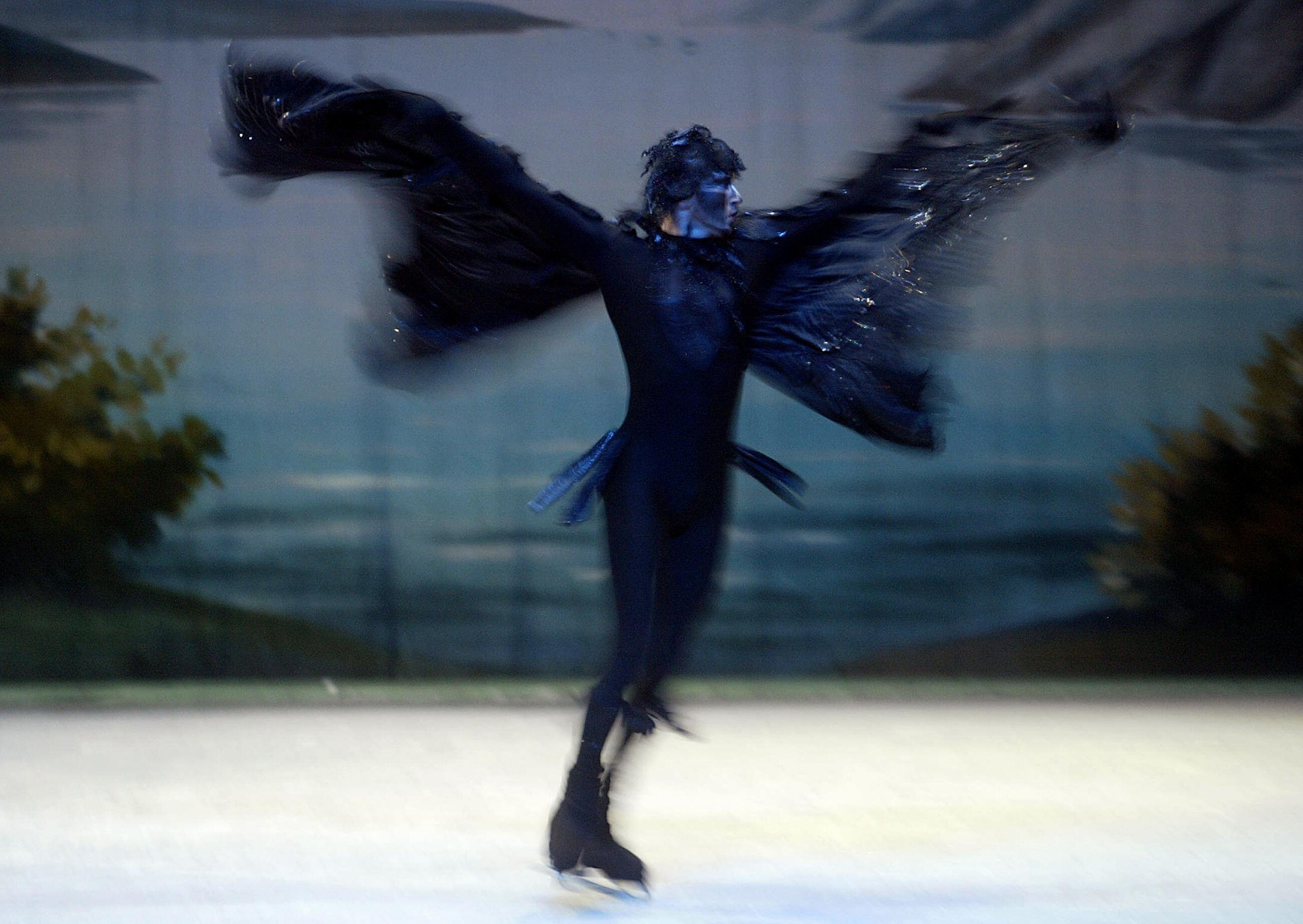 "Schwanensee ""on ice"""