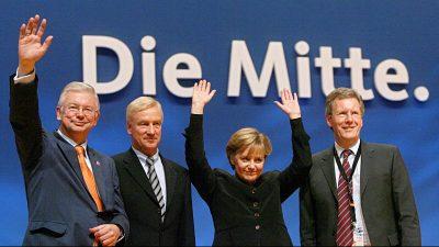 """CDU-Parteitag: """"Da wo die Mitte ist, sind wir."""""""