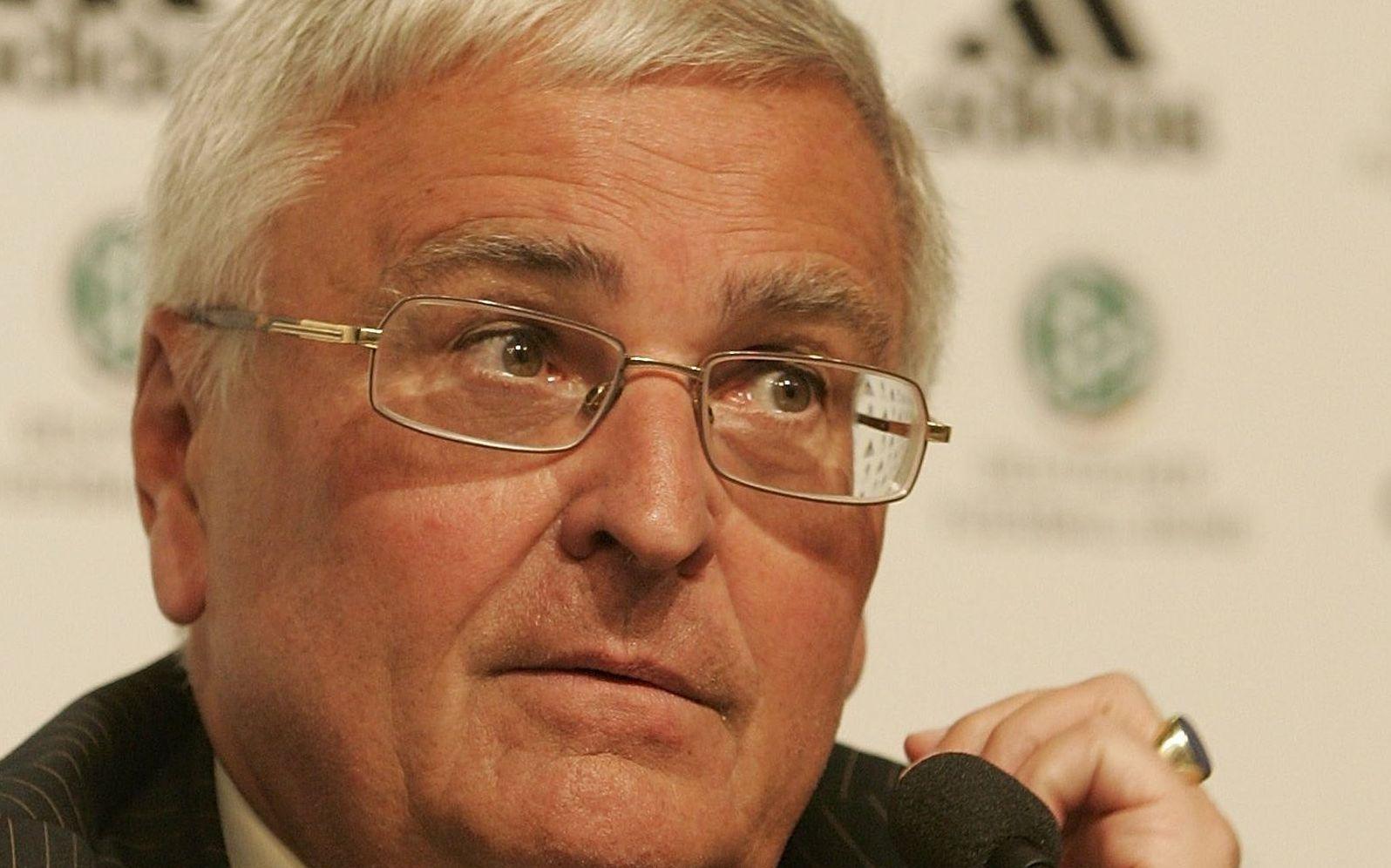 DFB-Präsident Zwanziger über Realitäten in der Medienberichterstattung