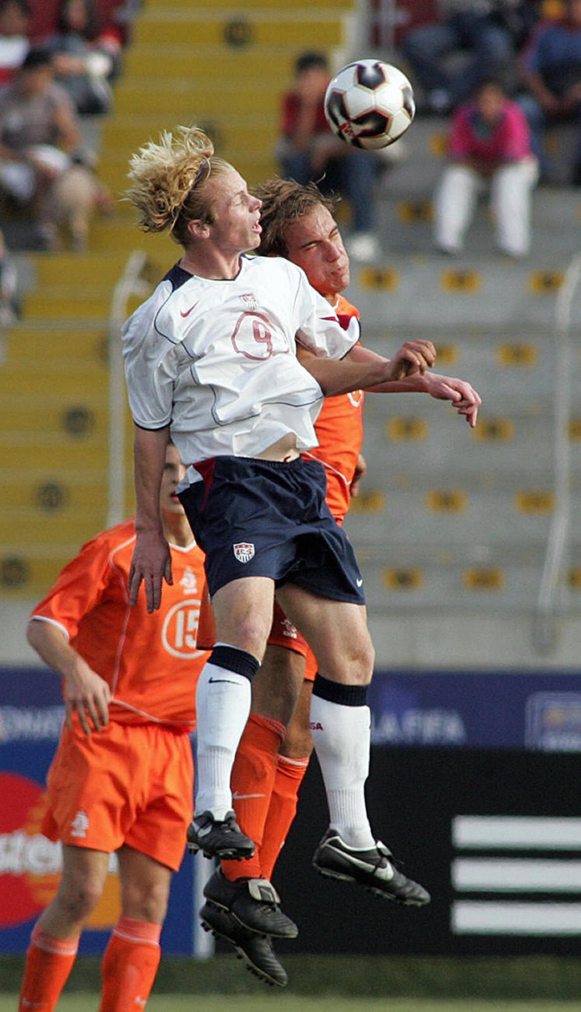 HSV: Preston Zimmerman unterschreibt Lizenzspielervertrag