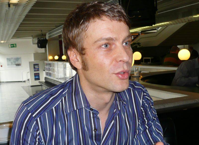 Christoph Feurstein: CNN Journalist of the Year 2007