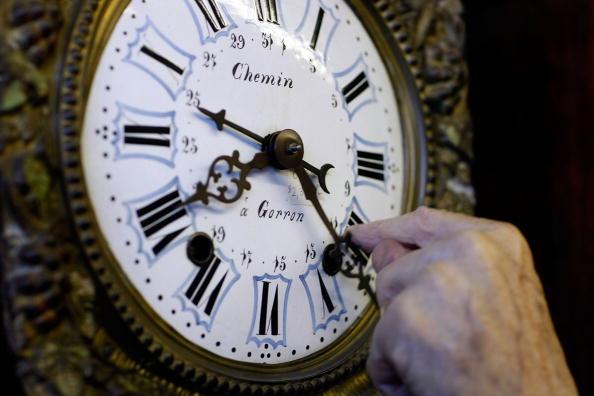Wer oder was ist die Zeit und können wir sie beeinflussen? (Foto: Joe Raedle/Getty Images)