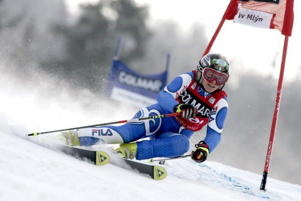 Seriensiegerin Denise Karbon