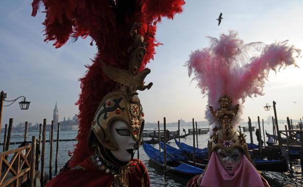 Venedig feiert
