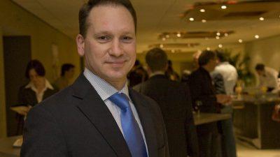 Litauischer Botschafter in den Niederlanden: 'Ich habe noch nie so etwas gesehen'