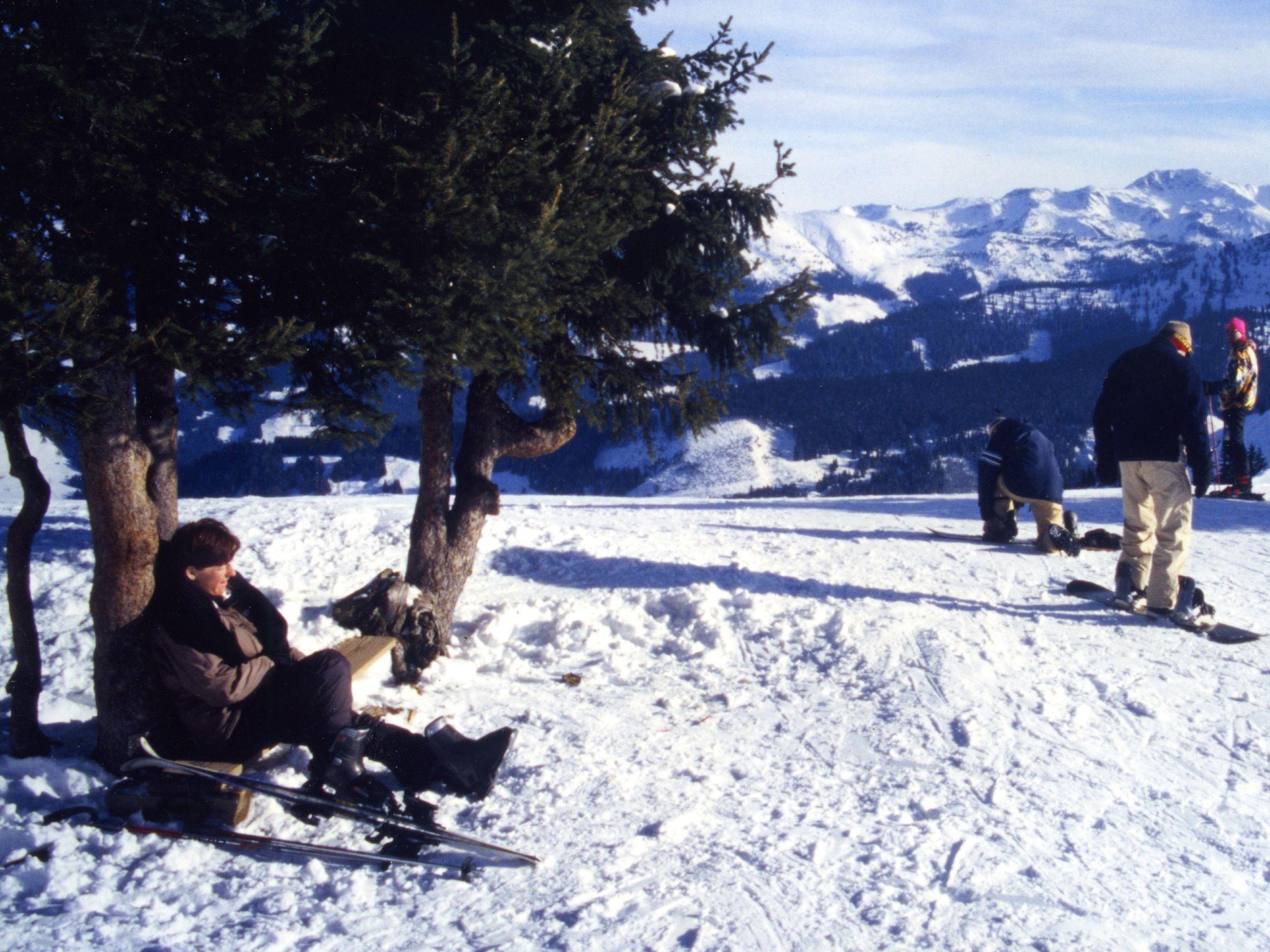 Ein Hochtal wie eine Insel, die Wildschönau in Tirol