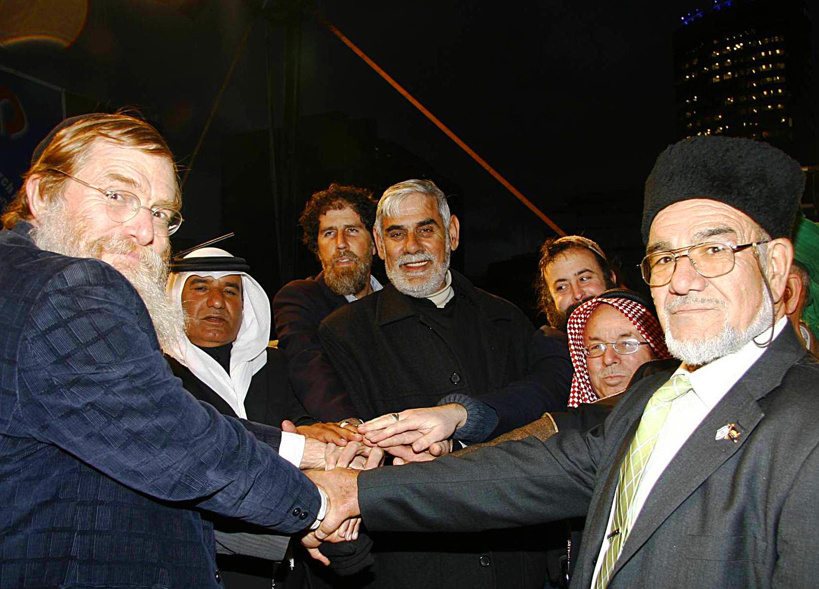 Israel: Religiöse Führer vereint gegen Verbrechen gegen die Menschlichkeit in China