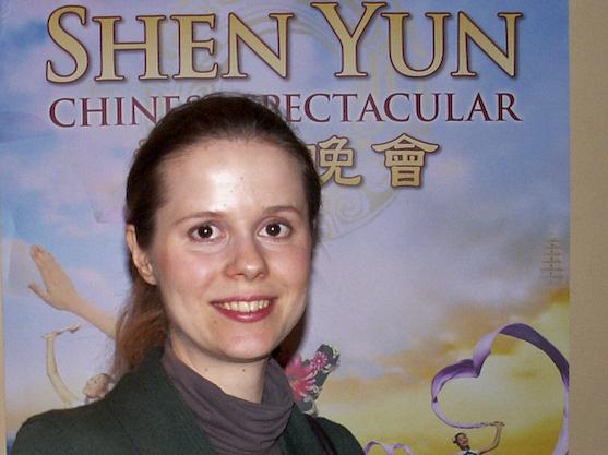 Schwedische Parlamentsabgeordnete fühlte sich 'sehr harmonisch' bei Shen Yun