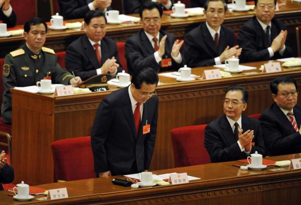Von Chinas Führung bestätigt: Korruption zerstört die kommunistische Partei