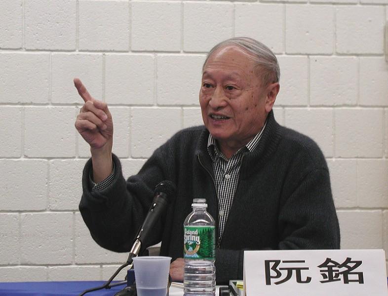 Ehemaliger Berater des chinesischen Generalsekretärs Hu Yaobang spricht von durch das Regime inszenierten Protesten in Lhasa