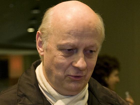 Dr. Werner Pfennig besuchte Shen Yun im ICC Berlin. (Jason Wang/ETD)