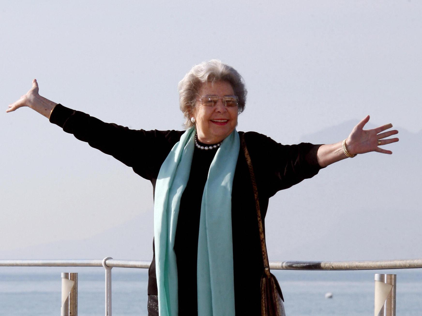Mezzosopranistin Christa Ludwig feierte 80. Geburtstag