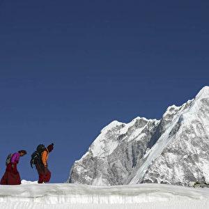 Als Jugendliche gingen sie ins Exil. Letztes Jahr trieb das Heimweh die drei Nonnen nach Tibet zurück. (Christian Gatniejewski)