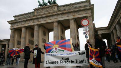 Tibeter – eine Gefahr für China?