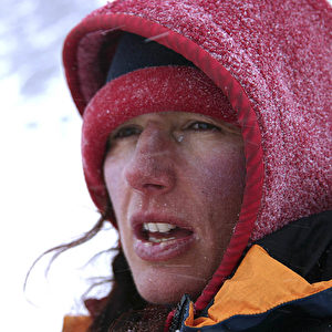 Maria Blumencron im März 2007. (Christian Gatniejewski)