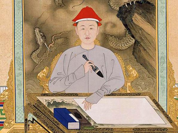 Die Geschichte von Kaiser Kangxi