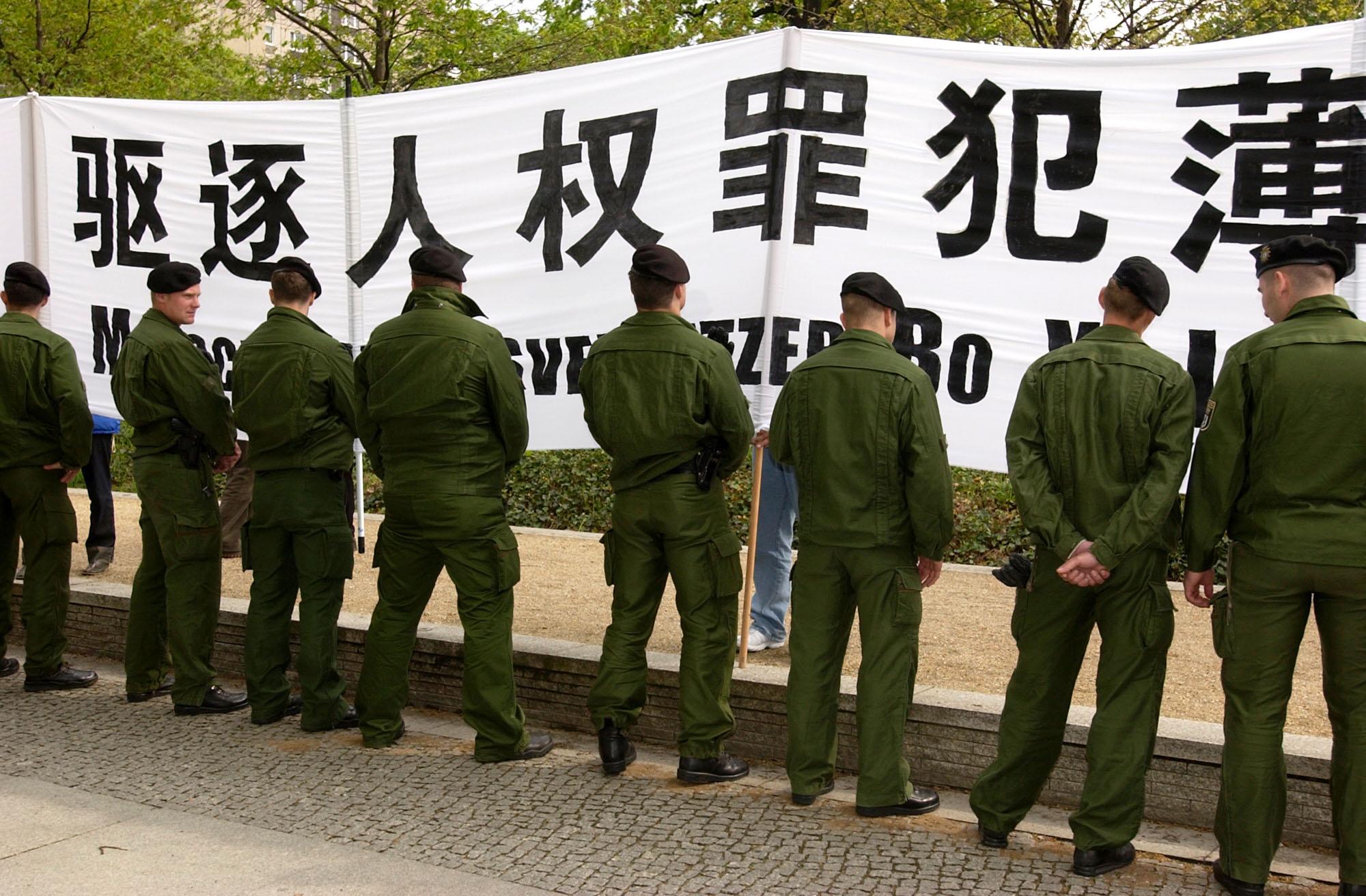 Ist Deutschland bereits tributpflichtig gegenüber China?