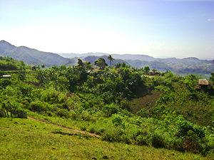 Im Konfliktgebiet in den Bergen von Süd-Negros. (Peace Agents Foundation)