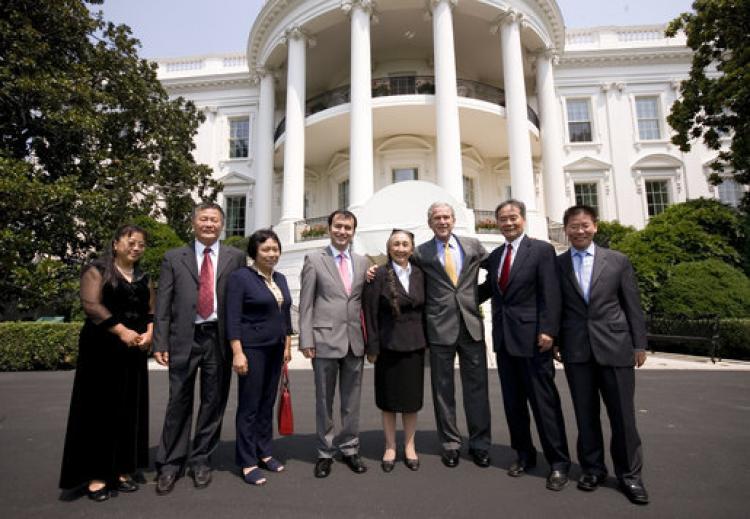 US-Präsident will während Olympischen Spielen in China Menschenrechte ansprechen
