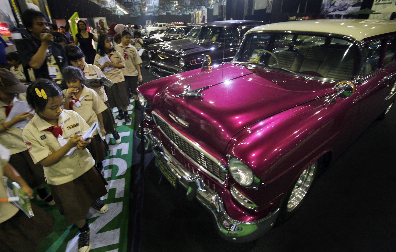 Bestaunter Chevrolet