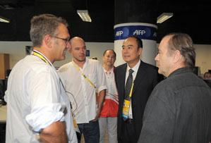 Was Auslandsjournalisten in Peking zu fragen wagten