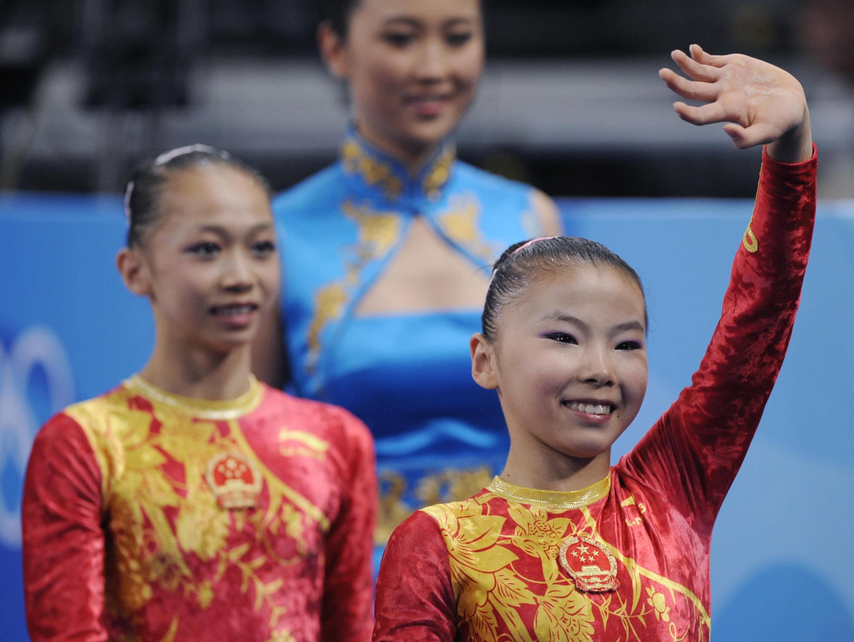 IOC berät über das Alter von Chinas Gold-Turnerinnen