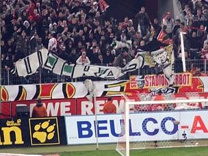 Fanprojekt von Borussia Mönchengladbach wendet sich an den 1. FC Köln