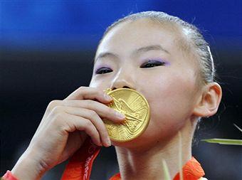 Offizielle Dokumente beweisen: Chinesische Turnerinnen sind erst 14 Jahre alt