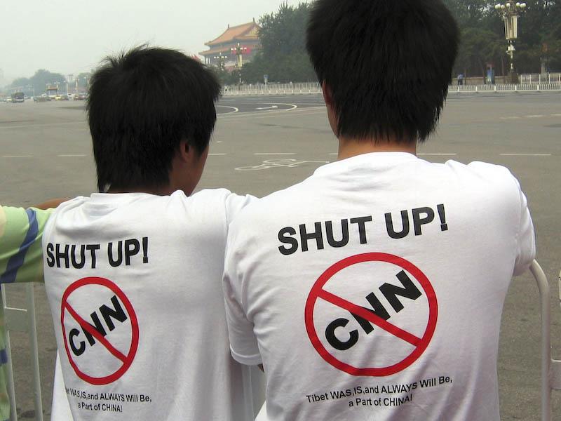 Xinhua.net befürwortet Klagen gegen deutsche Medien