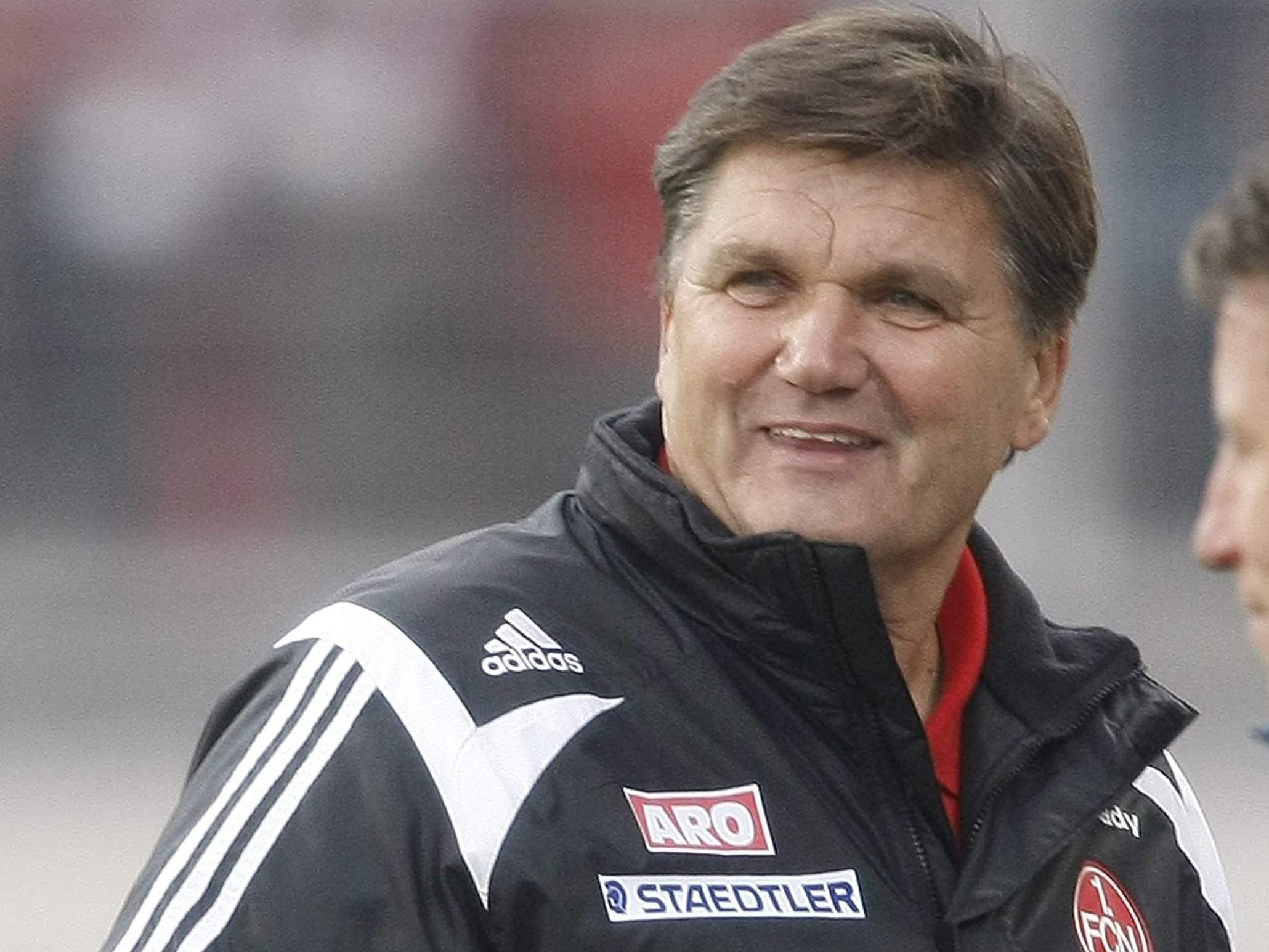 Hans Meyer neuer Cheftrainer