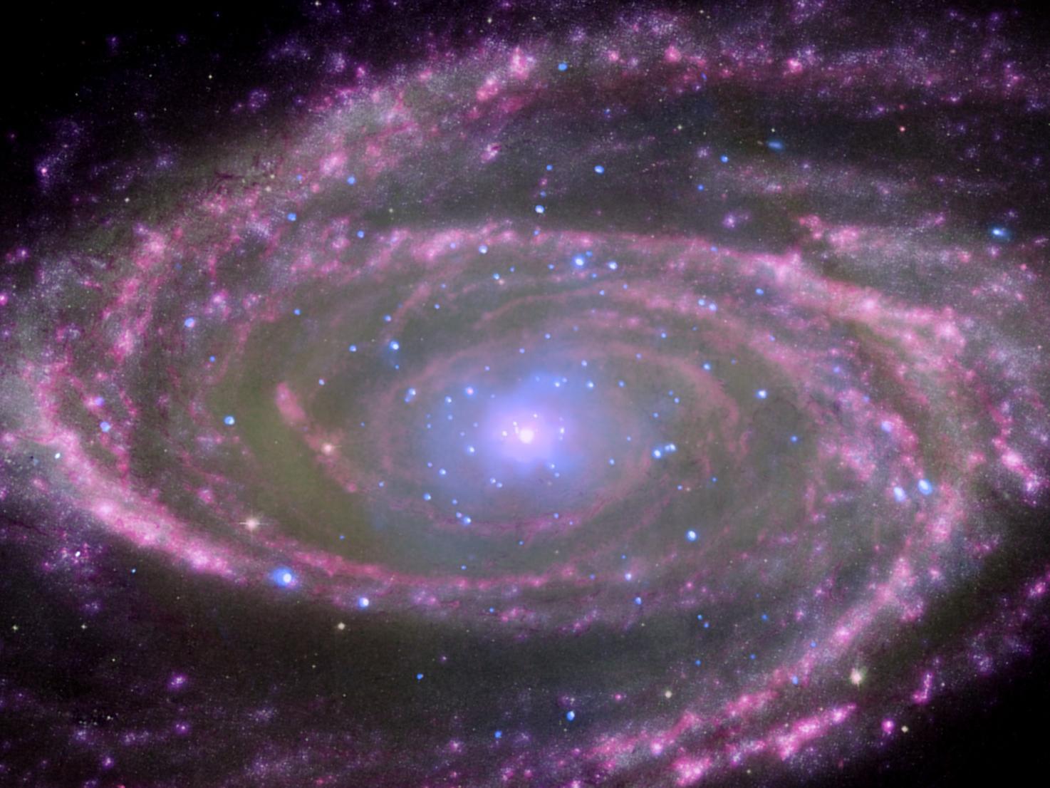 Reise zum Mittelpunkt der Materie