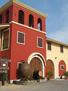 Bardolino Weinmuseum. (Elke Backert)