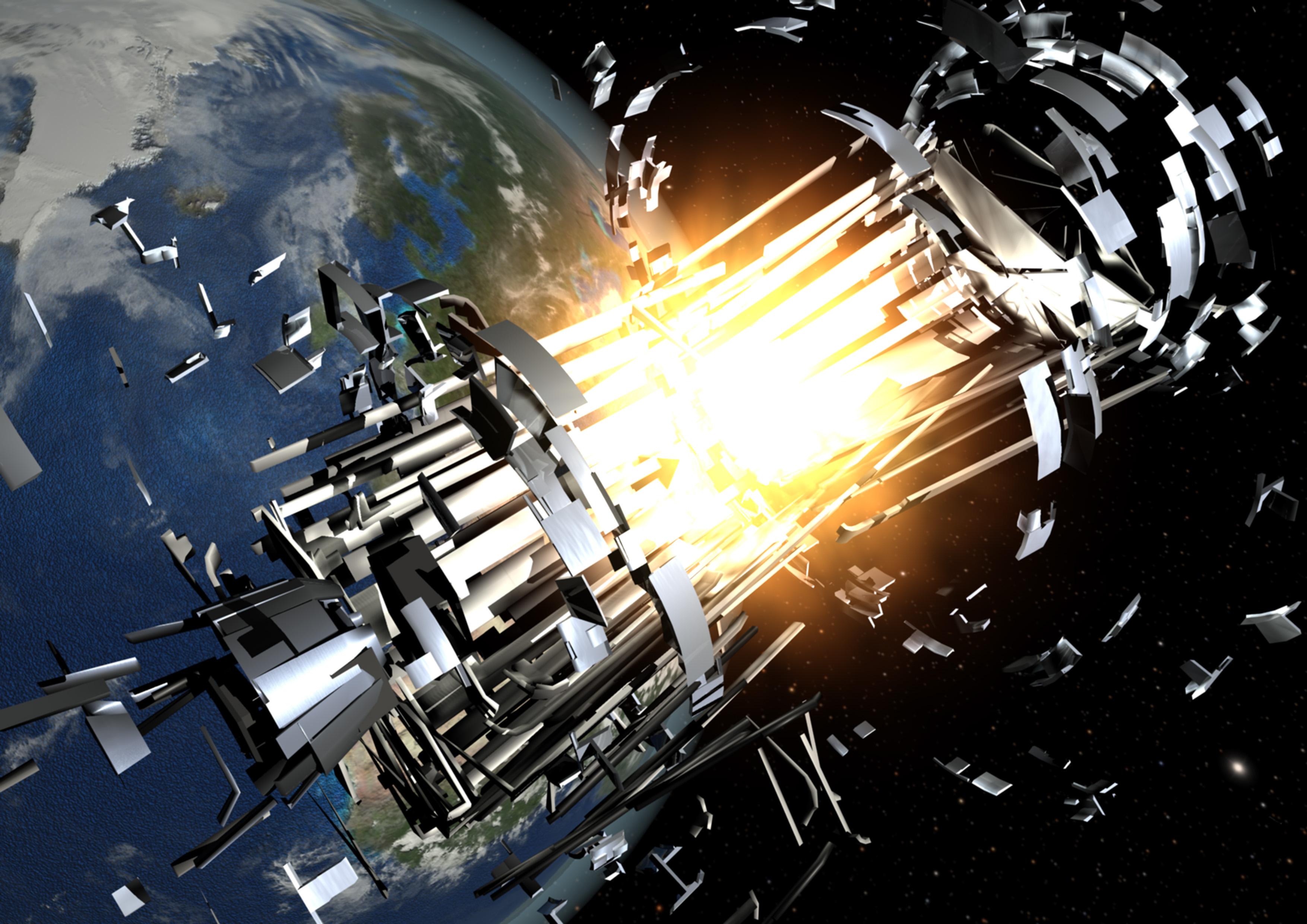 NASA, ESA und andere Raumagenturen erforschen Methoden zur Reduzierung von Trümmerteilen in den Umlaufbahnen