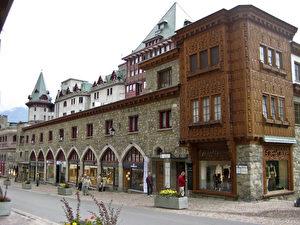 Badrutts Palace Hotel, erstes Haus am Platz. (Thilo Gehrke)