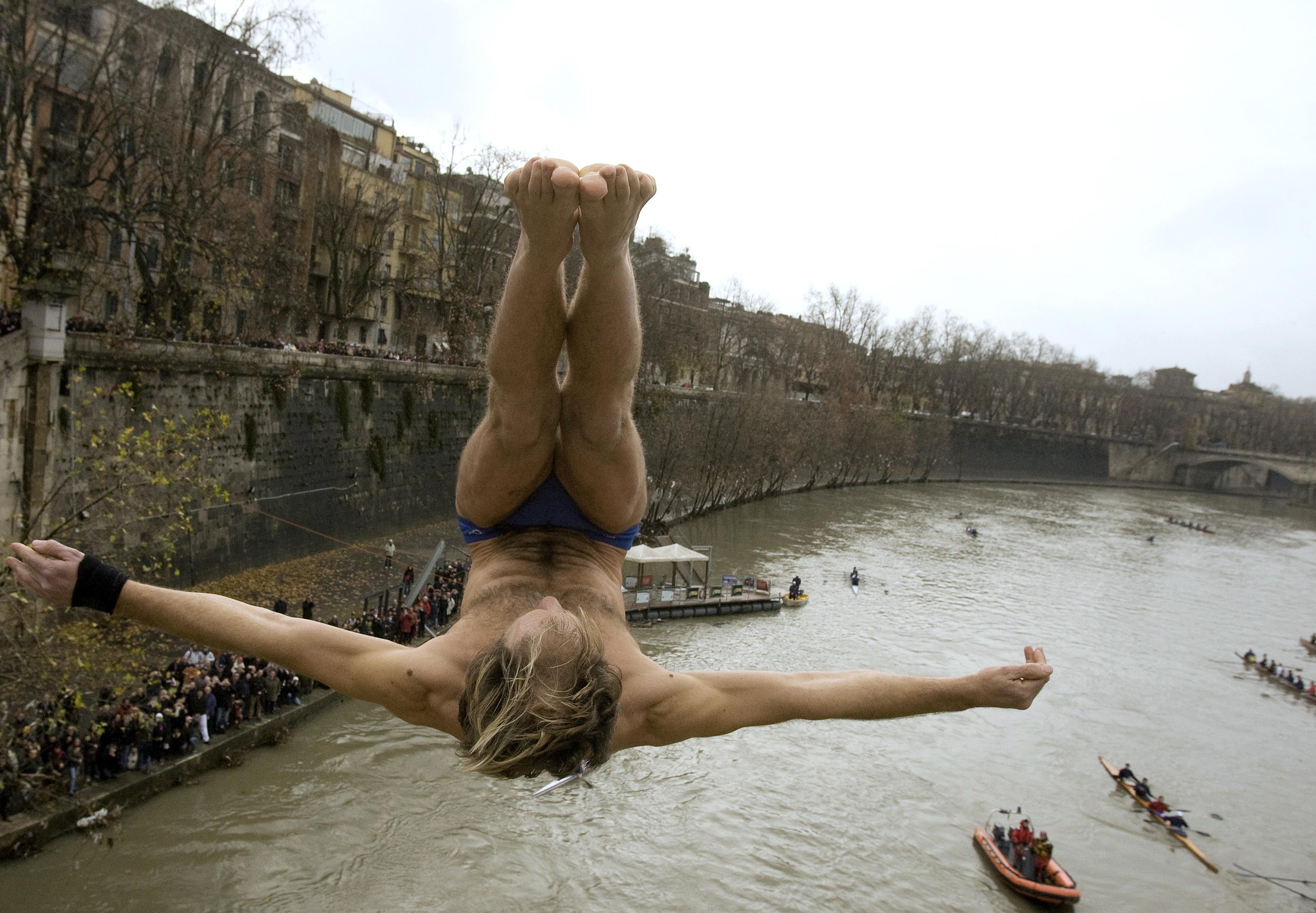 Ab in den Tiber