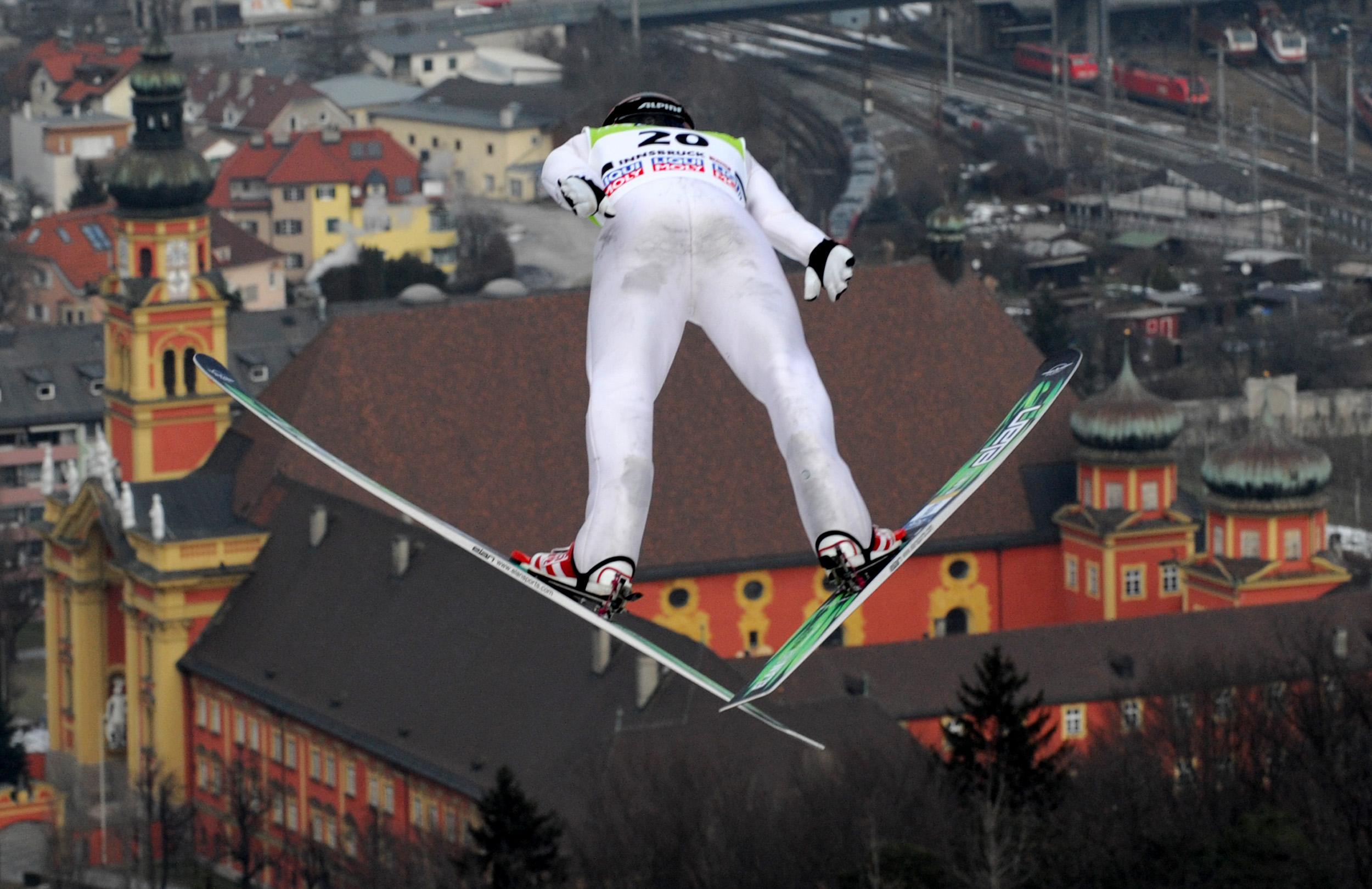 Über Innsbruck