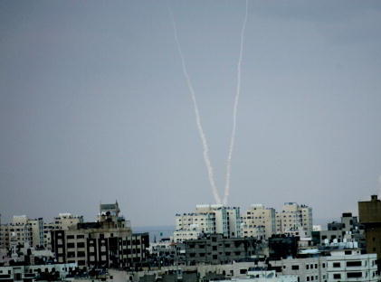 Hamas–Raketen made in China