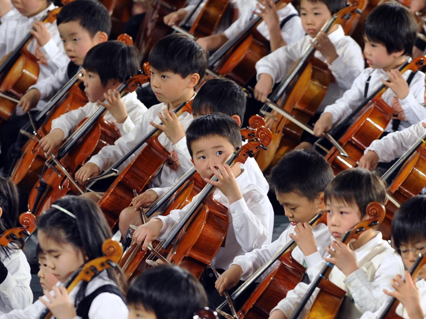 Musikalische Kinder