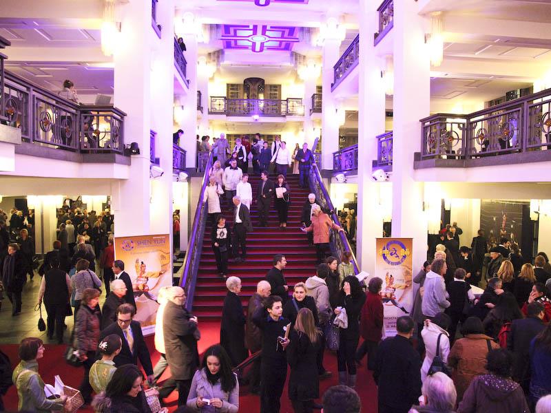 Shen Yun Performing Arts vermittelte Hoffnung